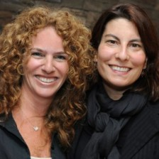 Carolina Birenbaum e Helena Castello Branco