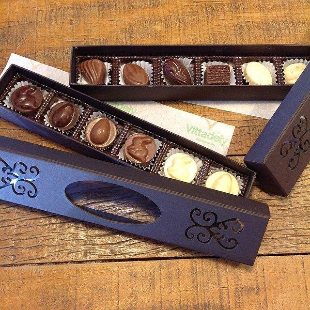 Chocolate com soja Vittadelly Páscoa