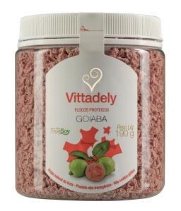 Floco Proteicos de Soja Vittadely