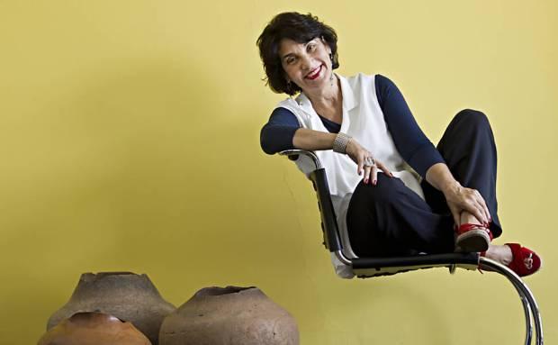 A psicanalista e escritora Betty Milan