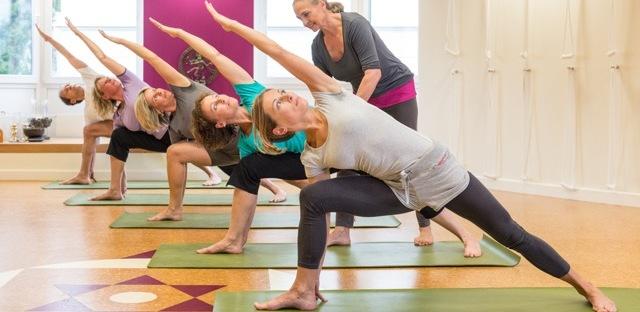 Yoga Menopausa